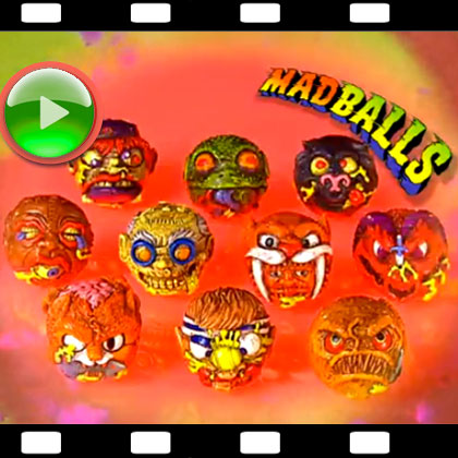 European Madballs Commercial