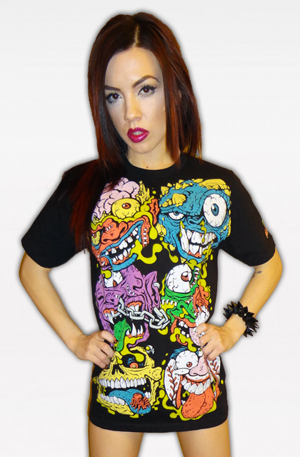 Madballs T-Shirt Hot Topic